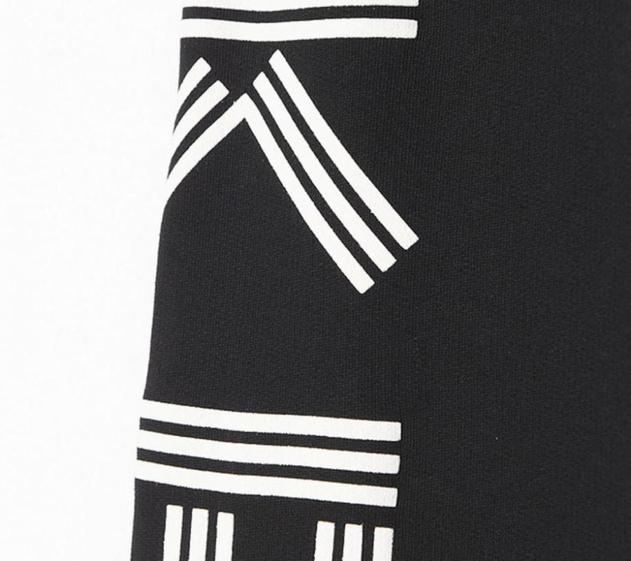 Kenzo Pantalons | Femme Pantalon de jogging KENZO Logo Noir