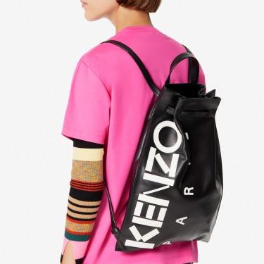 Kenzo Femme Sac à dos Kontrast noir
