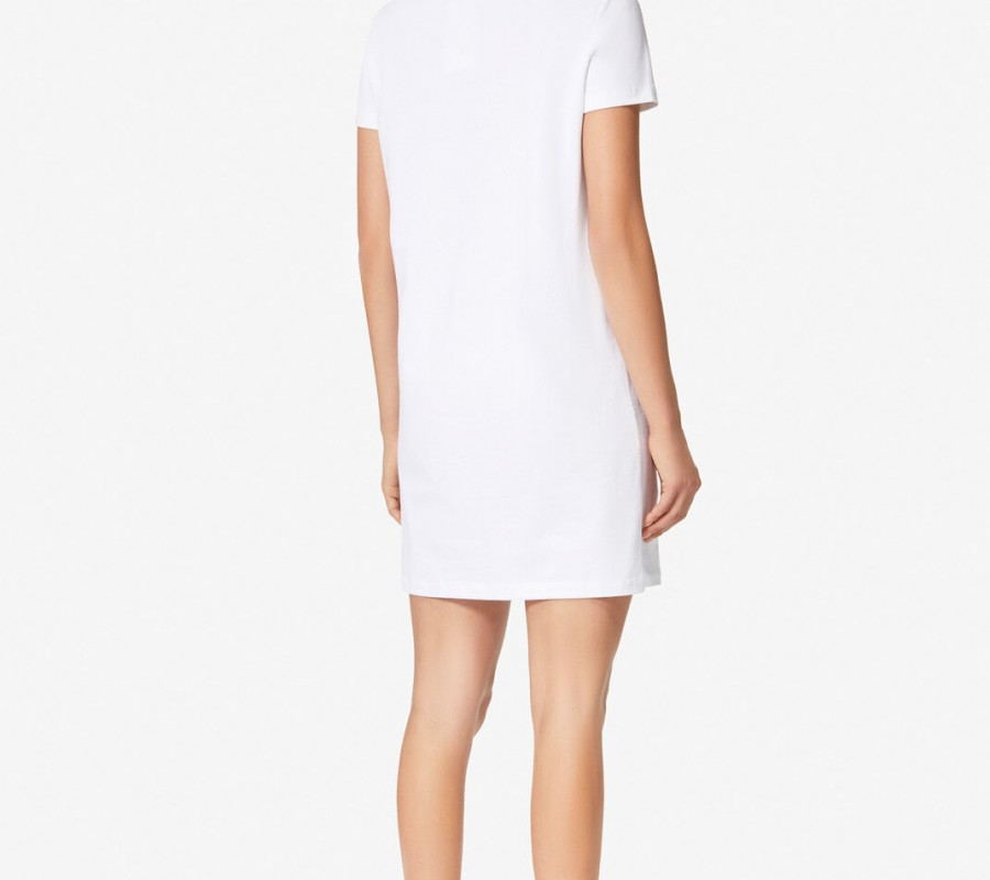 Kenzo Femme Robe t-shirt 'Rice Bags' blanc