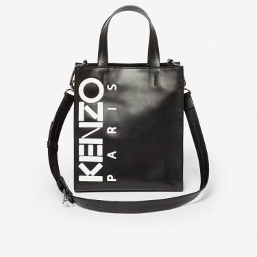 Kenzo Homme Cabas Kontrast noir