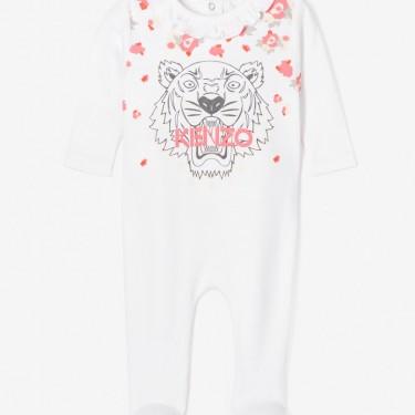 Kenzo Enfant Dors-bien Tigre blanc