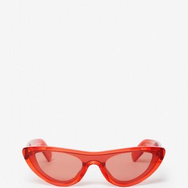Kenzo Femme Lunettes de soleil rouge moyen
