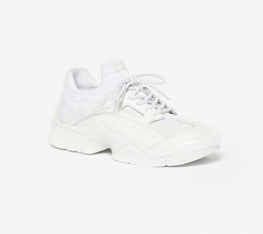 Kenzo chaussure Basket KENZO Sonic blanc