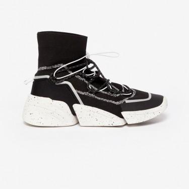 Kenzo chaussure Baskets K-Sock noir