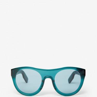 Kenzo Accessoires Lunettes de soleil bleu