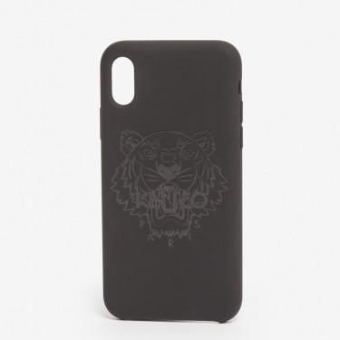 Kenzo Accessoires Coque iPhone X/XS Tigre noir